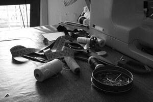Macchian da cucire d'epoca