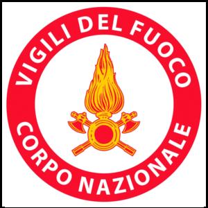 Logo vigili fuoco